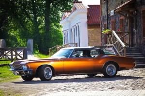 Buick Riviera 1972 m.