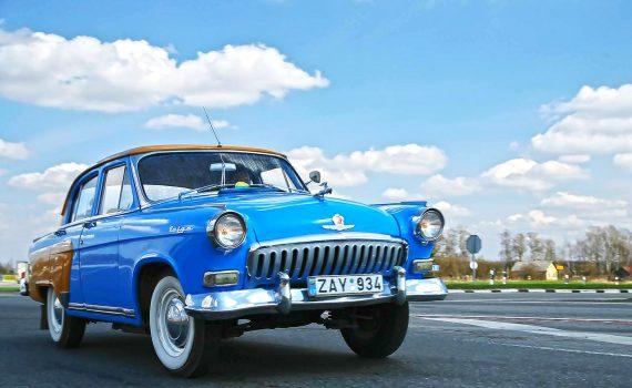 CAZ 21 Volga