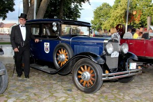 Nash 660, 1931 m. - Klementas Sakalauskas