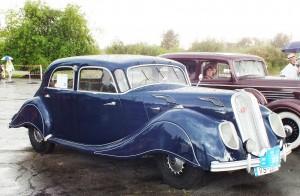 1937 m. Panhard & Levassor X77