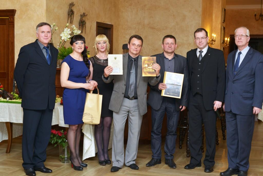 With Rigas Motormuseum team