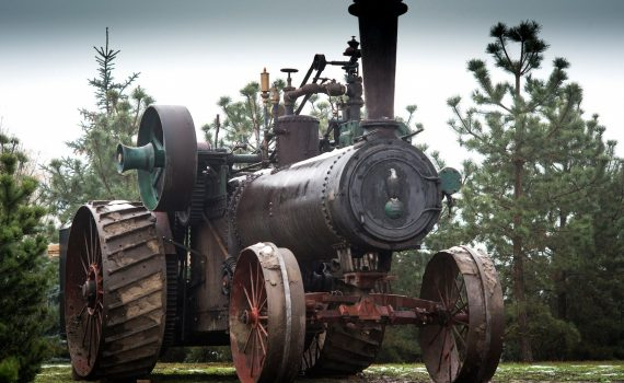 Garo traktorius