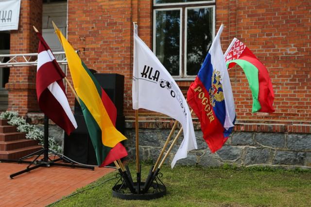 Šventėje dalyvavo keturių šalių atstovai - V. Sereikos nuotrauka