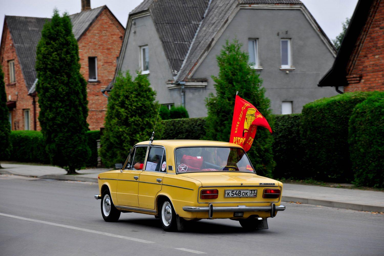 Paradas Biržų m. gatvėmis