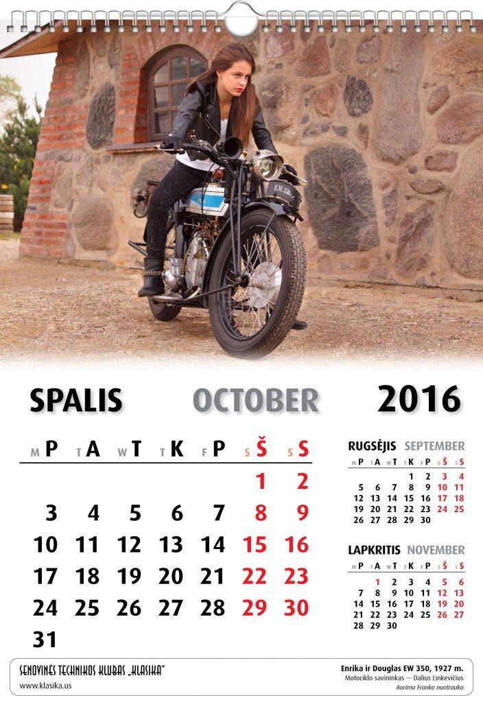 Spalis - October