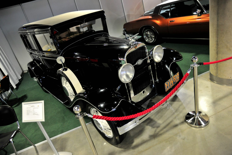 Oldsmobile F29 Landau Sedan Delux, pagamintas 1929 m. Savininkas – Dalius Linkevičius