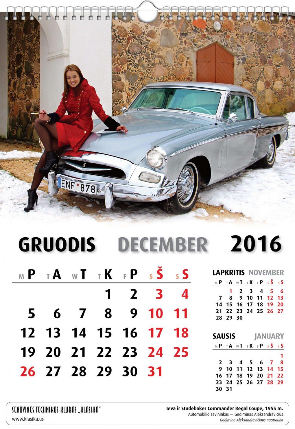 Gruodis - December