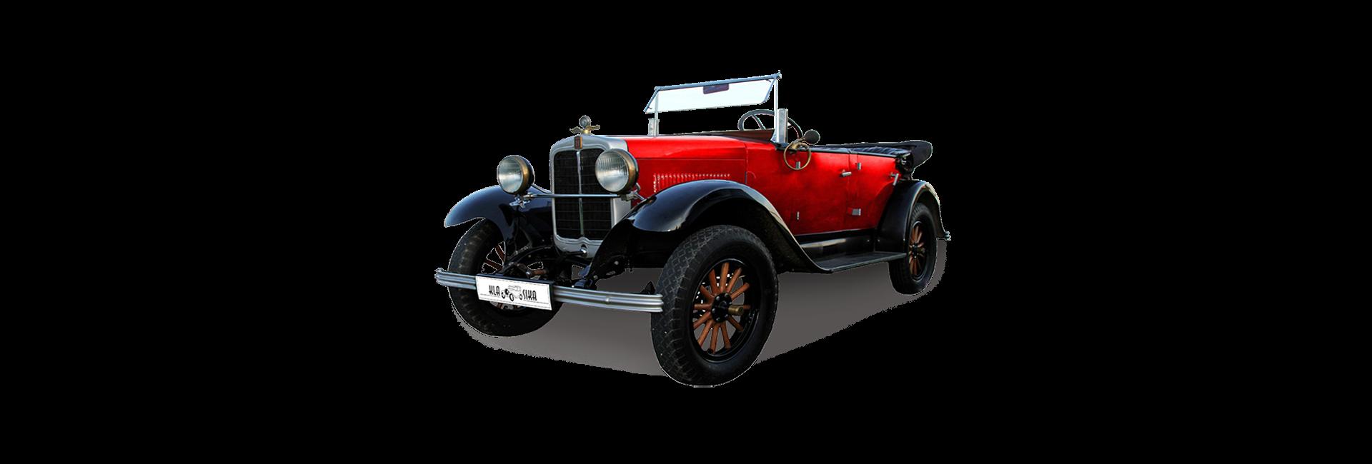 Studebaker Erskine Model 50 Touring, 1927 m.