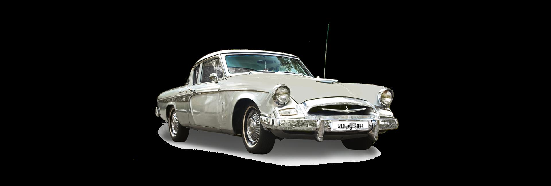 Studebaker Commander Regal Coupe, 1955 m.