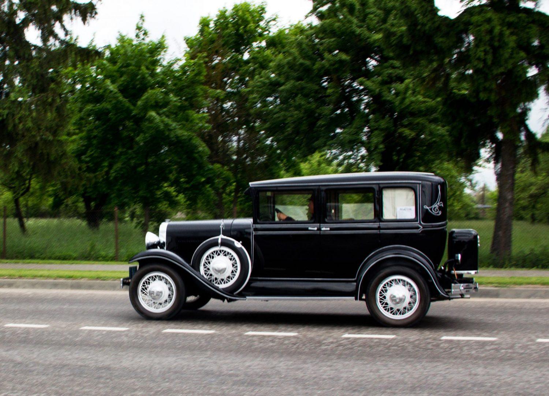 Oldsmobile, Model F-29 Landau Sedan–DeLux, 1929 m.