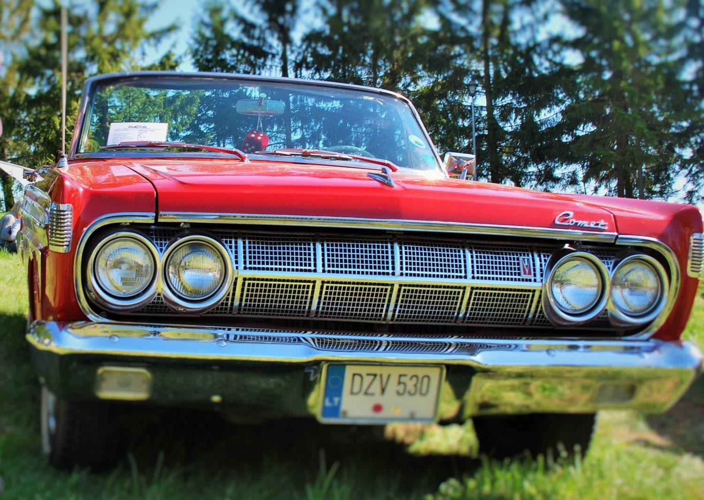 Klubo automobiliai parodoje Smegduobių parke