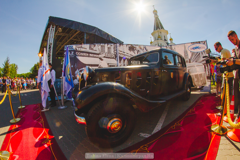 """Auksinis Karaliaučiaus šešėlis 2017"" (""Золотая тень Кёнигсберга-2017"")"