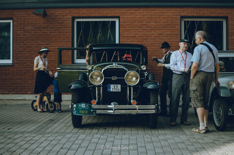 1930 Buick 40-30 (owner Aldis Auninš)