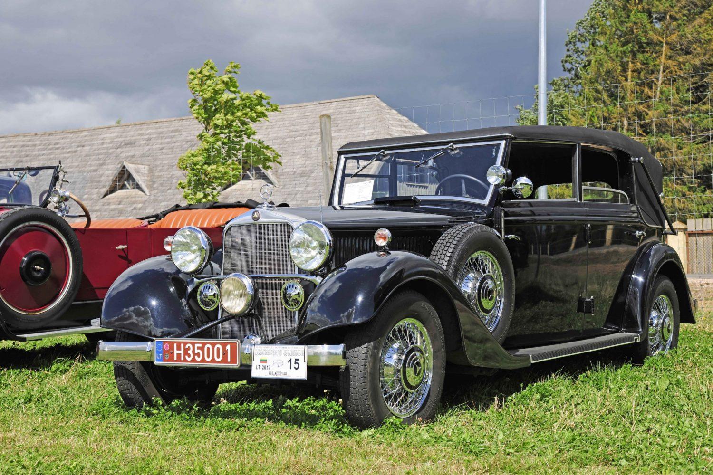 Laimėtojas - gražiausio automobilio kategorijoje - Mercedes Benz, pagamintas 1935 m. Savininkas – Stanislovas Bartkevičius