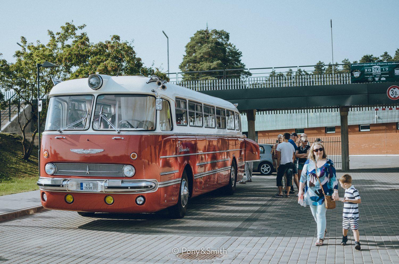 1966 Ikarus 55 Lux
