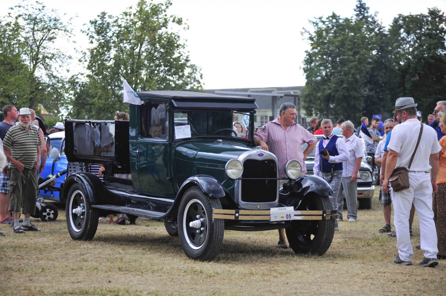 1922 m. Ford AA.