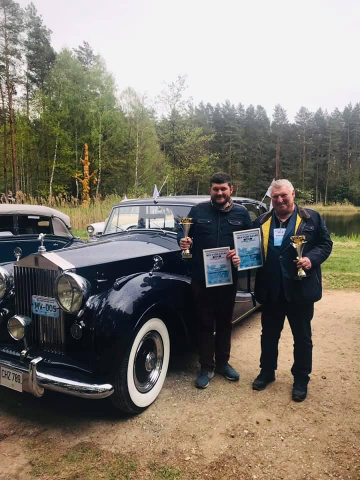 Grand Prix (Didįjį Prizą) laimėjo Alfredas Zigmantas ir jo 1947 m. automobilis Rolls Royce Silver Wraith.