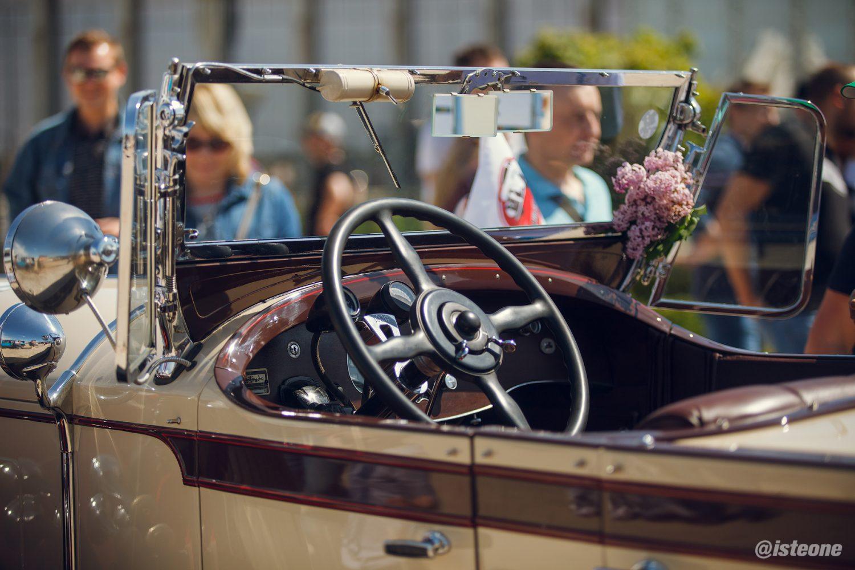 1939 m. Packard 640 Dual Cowl Phaeton, Jurij Zabavčik nuotrauka