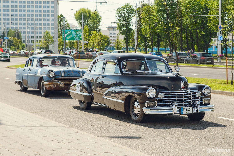 Daliaus Linkevičiaus 1942 m. Cadillac 42-62, Jurij Zabavčik nuotrauka