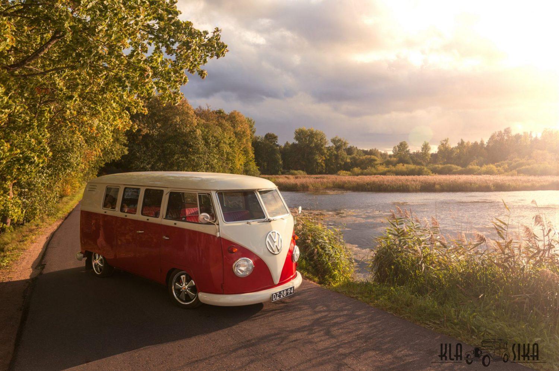 Fotografas - Dominykas Liberis, 1960 m. Volkswagen T1