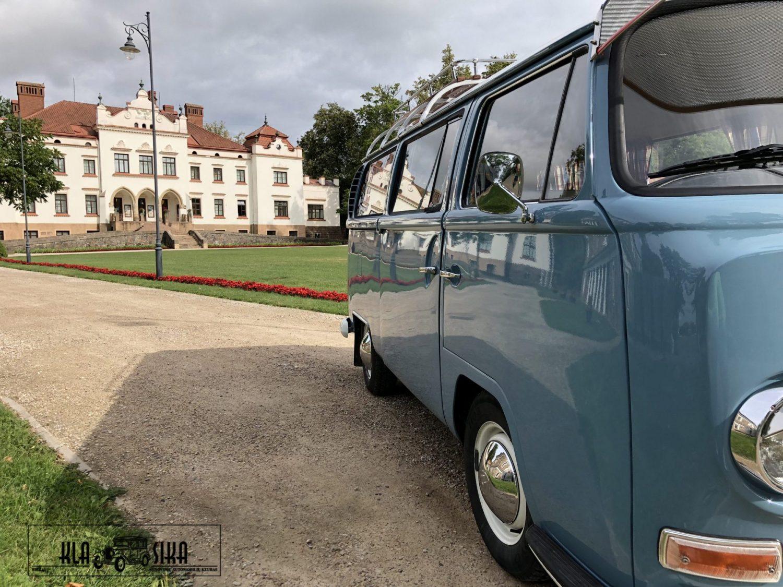 Fotografas – Vigintas Petrušonis, 1969 m. Volkswagen T2