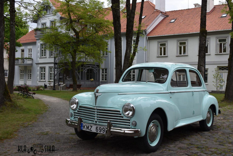 Fotografas – Kęstutis Banevičius, 1959 m. Peugeot 203 C