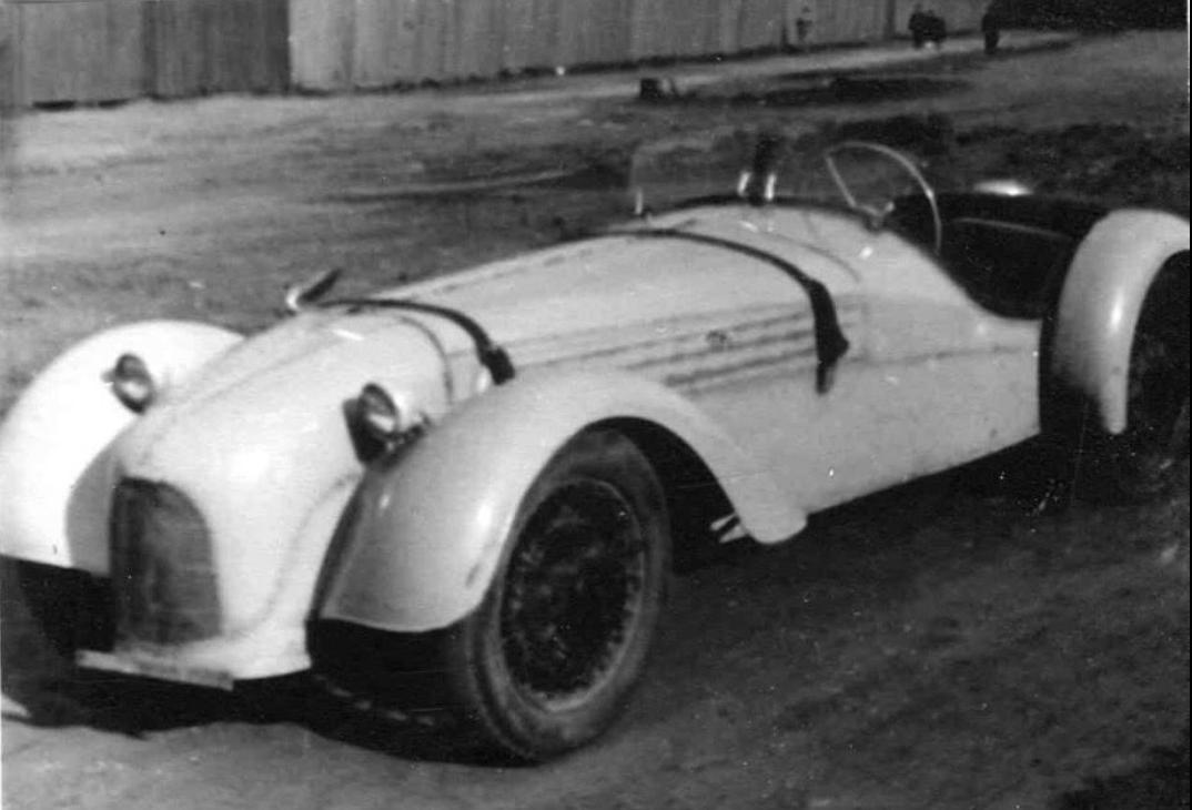 1-asis A. Babičiaus automobilis