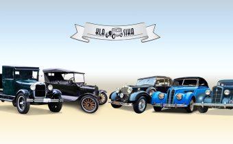 Klubo Klasika automobiliai