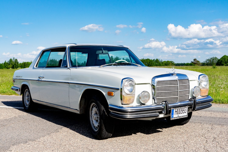 1971 Mercedes Benz W114 250C